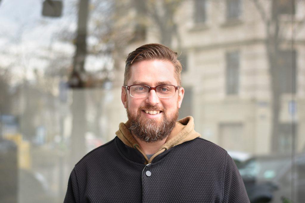 Tobias Sänger Pastor der evangelischen Freikirche in Köln